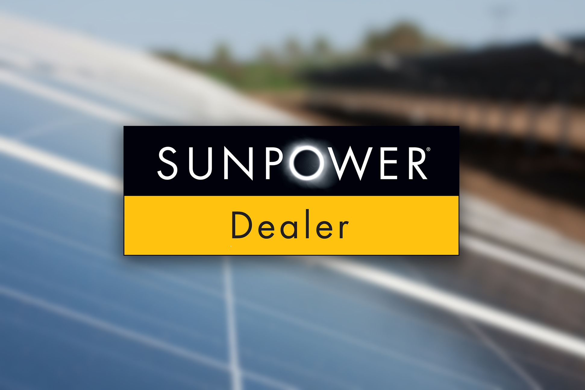 logo del Dealer Sunpower